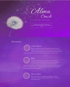 almacoach website
