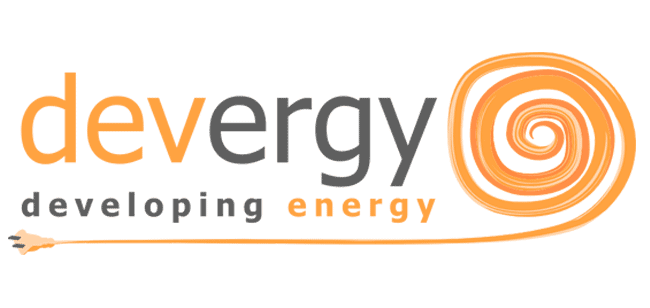 devergy old logo
