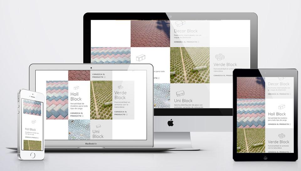 adaptabilidad de diseño a dispositivos