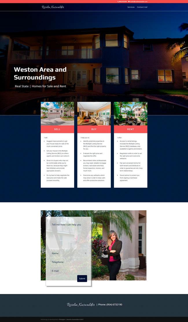 sitio web Roselin Kaswalder